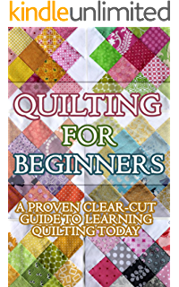 Amazon.com: Quilting Techniques for Beginners and Dummies ... : quilting for dummies book - Adamdwight.com