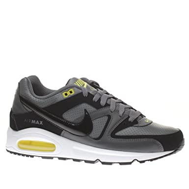 Nike Air Max Command Leather 749760 012 Herren Schuhe Grau , Größe: EU 43 US 9.5
