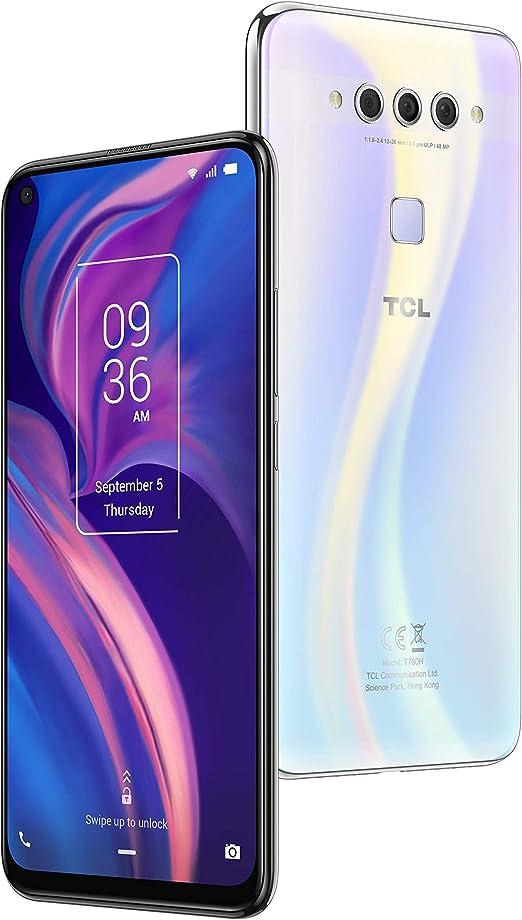 "TCL PLEX – Smartphone de 6.53"" (Octacore Snapdragon 675, RAM de ..."