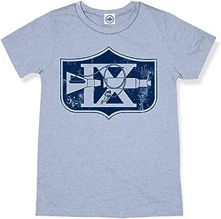 product image for Hank Player U.S.A. NASA Gemini IX (9) Insignia Men's T-Shirt