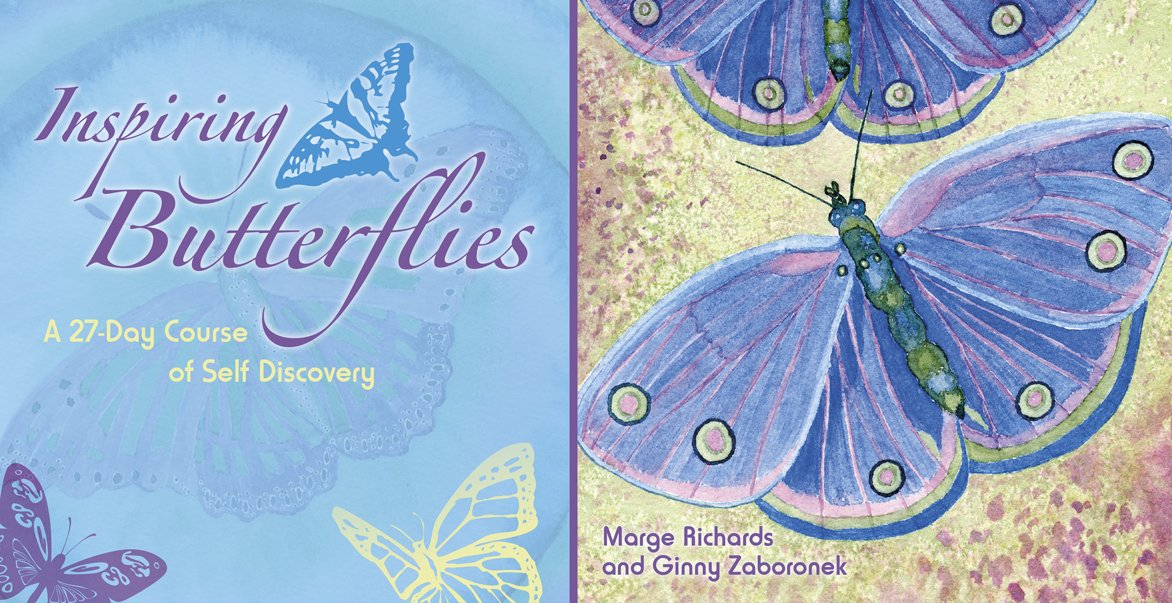 Download Inspiring Butterflies: A 27-day Course of Self Discovery (with cards) ebook