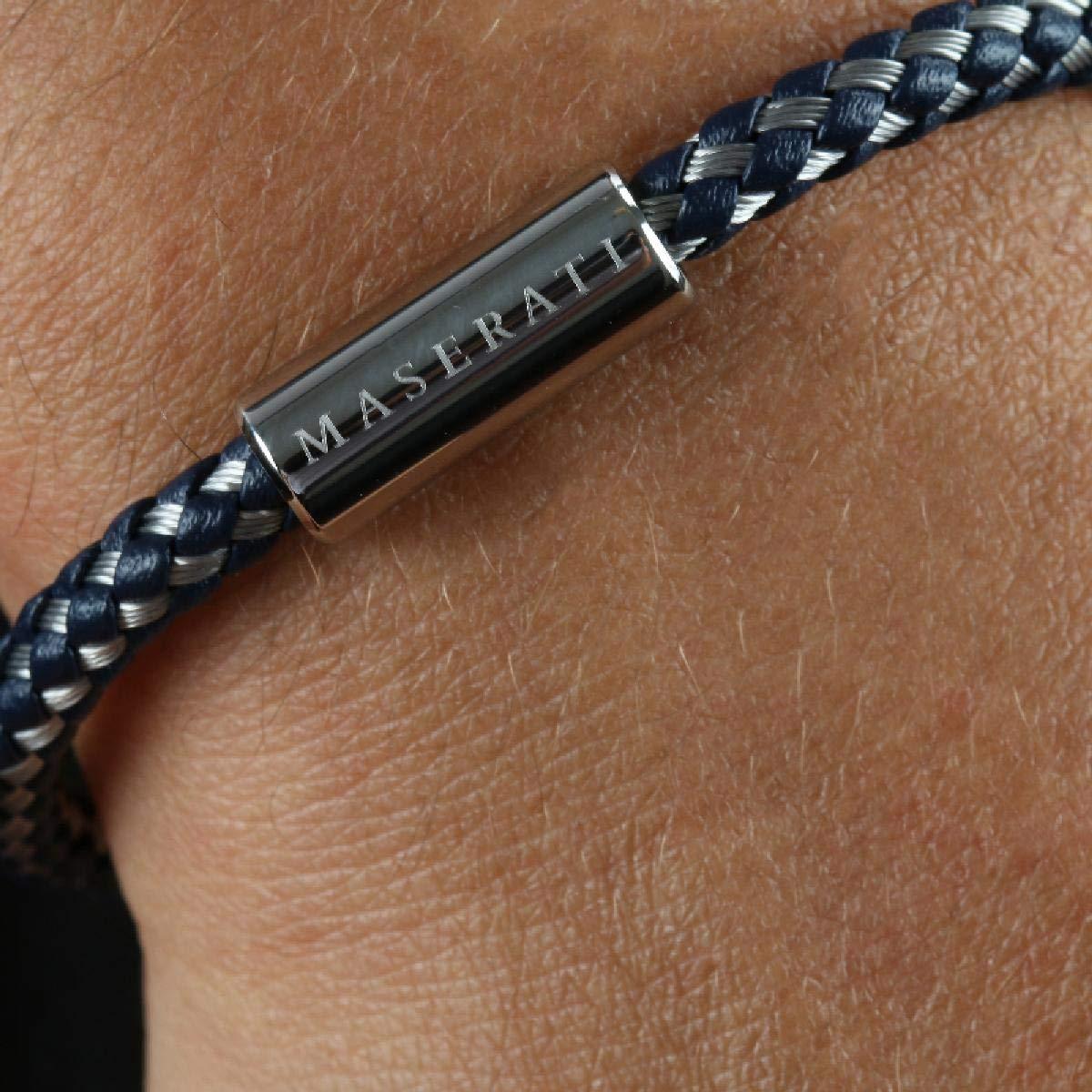 MASERATI Homme Acier Bracelets multi-rangs JM217AJF12
