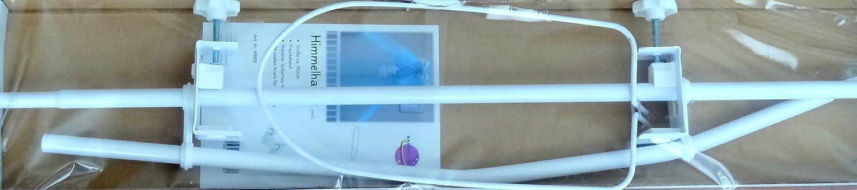 Babymajawelt/® Himmelstange zum festschrauben Baby Bett Gitterbett Kinderbett Himmelhalter