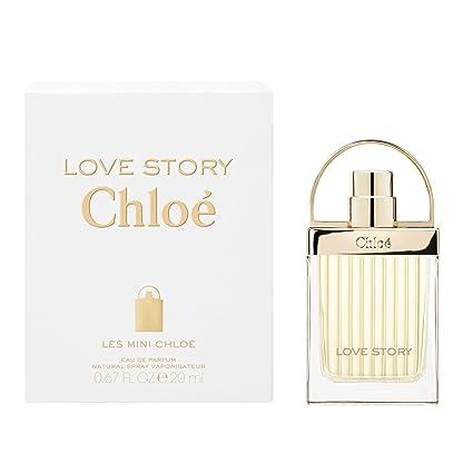 20 Parfummujeres Eau Story De Chloé Mujeres Love Ml w0POkn