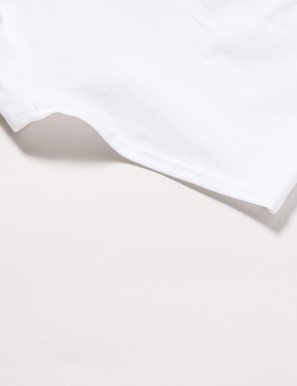 Blanco White 0500 Skiny Essentials Girls Pant 2er Pack Braguita 140 2 para Ni/ñas