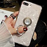 Soft TPU Case for iPhone XR,Aoucase Luxury White