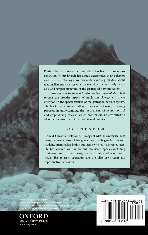 Behavior and Its Neural Control in Gastropod Molluscs