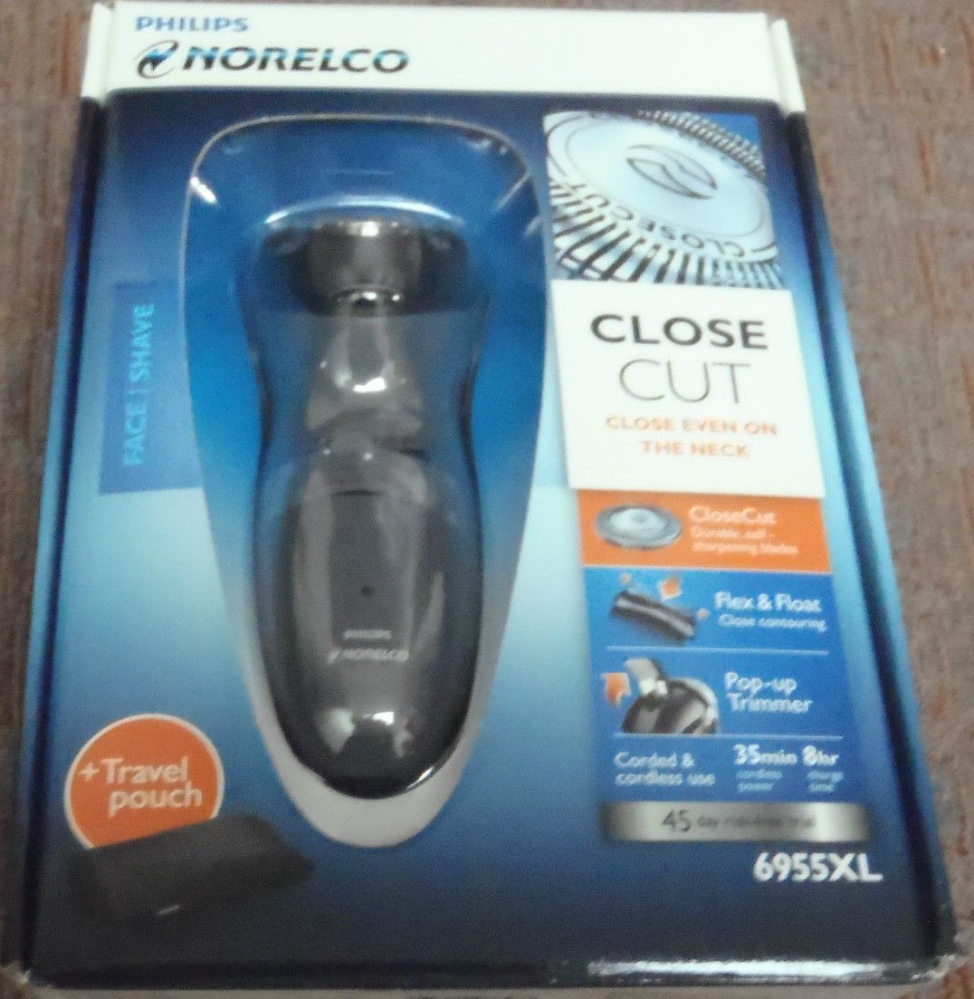 Philips Norelco Electric Shaver 6955XL