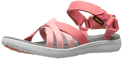 dbc4ca8292f8 Teva Women s W Sanborn Open Toe Sandals  Amazon.co.uk  Shoes   Bags