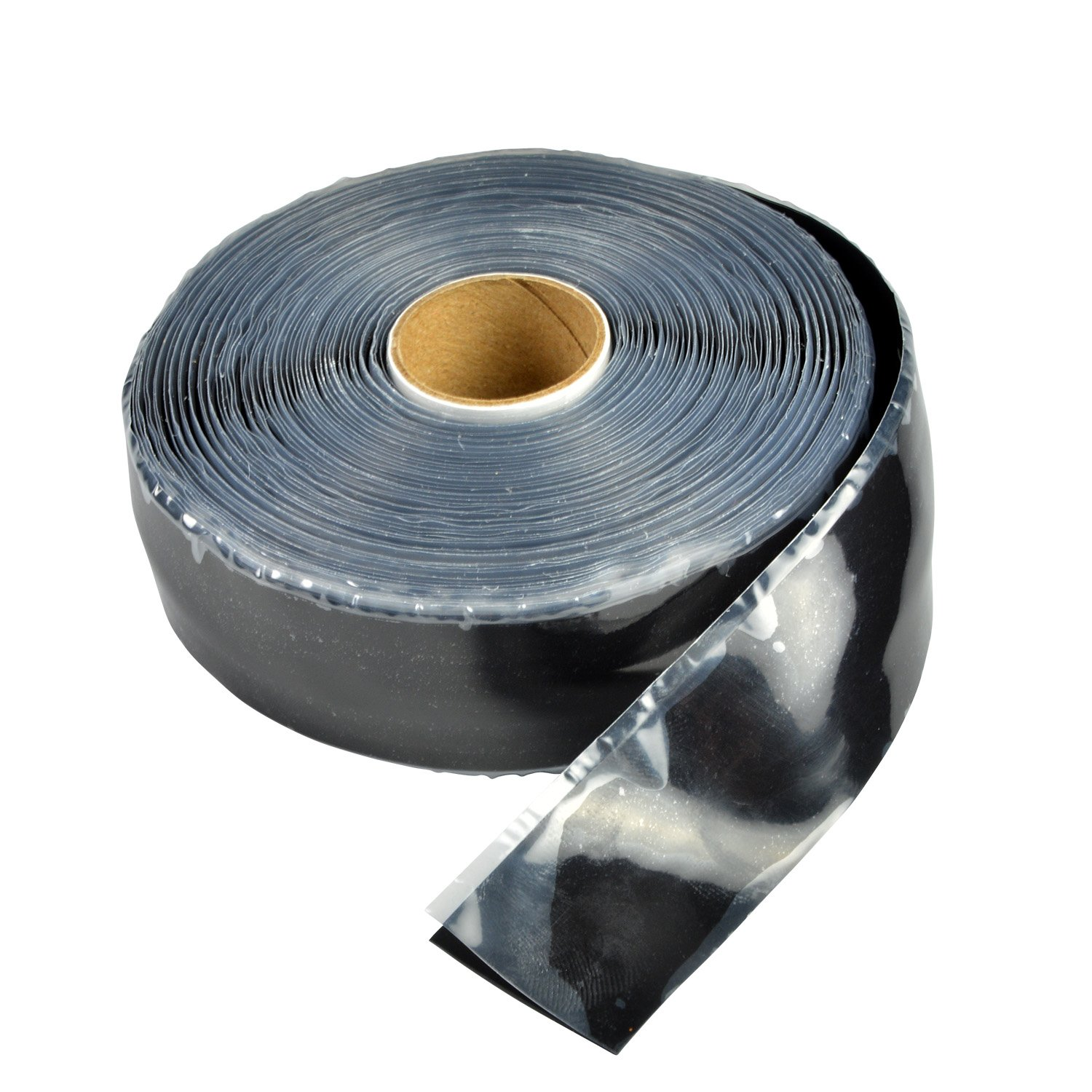Gardner Bender HTP-1036BLK Self-Sealing Electrical Repair Tape, 1'' x 10', Black