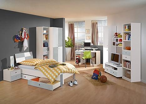 lifestyle4living Jugendzimmer, komplett, Set, Jungen ...