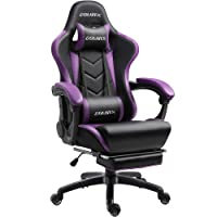 Dowinx Gaming Chair Ergonomic Racing Style Recliner Deals