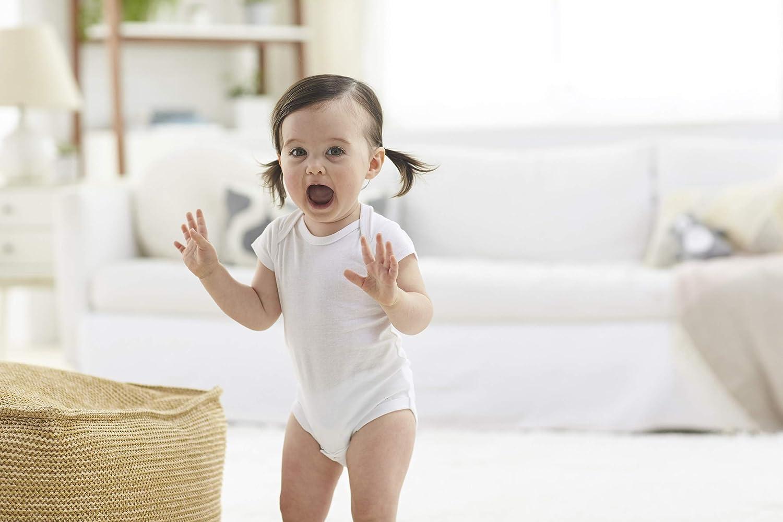 GERBER Baby Boys 3-Pack Or 6-Pack Long-Sleeve Onesies Bodysuit