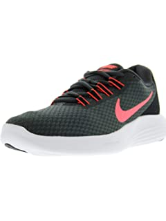 3859c97df396 Nike Womens Lunarconverge Fabric Low Top Lace Up Running Sneaker
