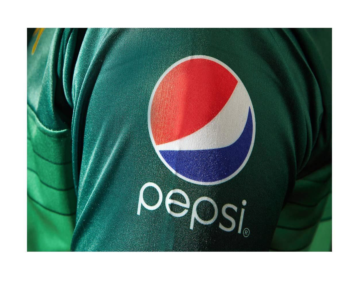 CA-SPORTS Pakistan World Cup ICC T shirt 2019 jersey AJ Sports ICC Original manufacturered