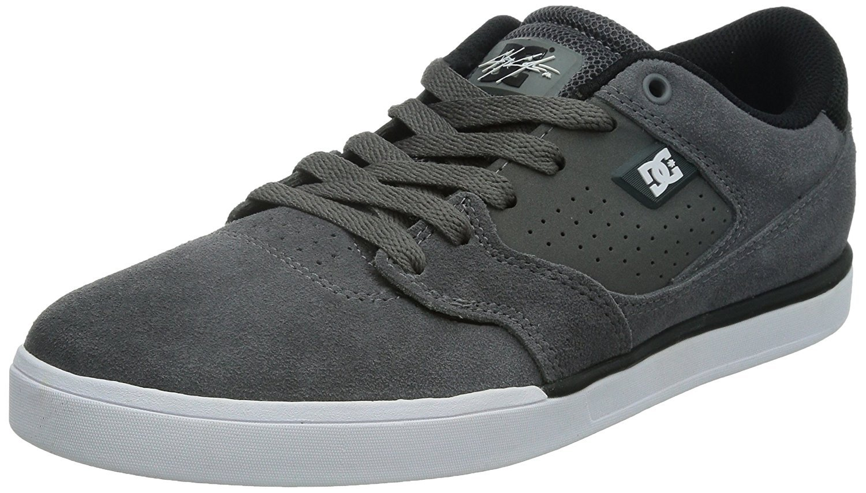 DC Men's Cole Lite Skate Shoe 8.5 D(M) US Red/Grey