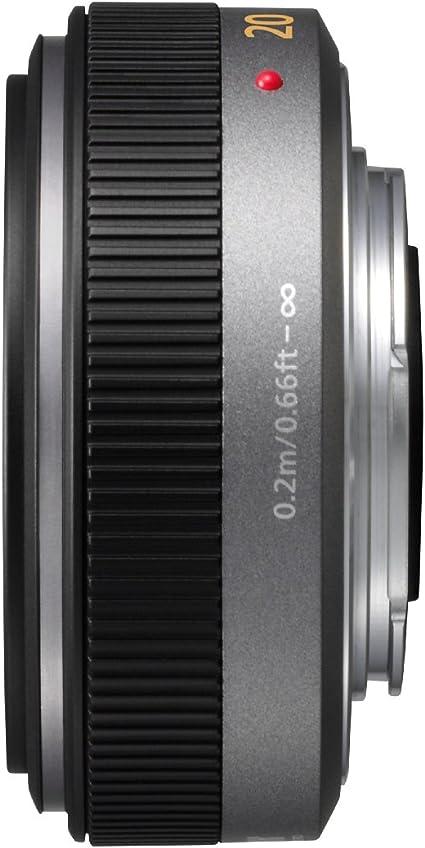 Panasonic Lumix G H H020 20 Mm F Kamera