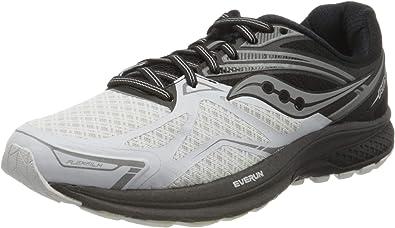 Saucony S20331-2, Zapatillas de Running para Hombre, (Negro/Plata ...