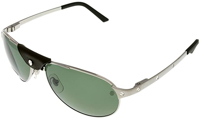 580a235a99d Cartier Sunglasses Aviator Polarized T8200875  Amazon.co.uk  Clothing