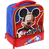 Mickey Mouse Dual Compartment Lunch Box