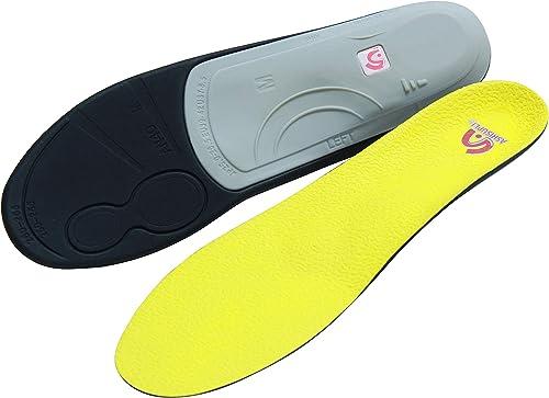 [アシサプリ] ナロー サッカー フットサル 薄型設計でサッカースパイクに装着できる グリップ力 超軽量 アーチサポート スケート、スキーにも AN401