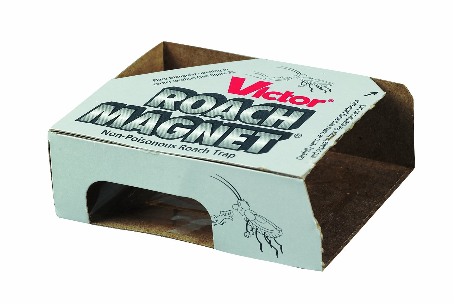 Amazon.com : Victor M256 Poison-Free Insect Magnet Traps, 12-Pack ...