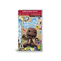 Little Big Planet / Game - PlayStation Portable Standard Edition