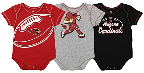 5a4f8a20 Outerstuff NFL Boys Newborn and Infant Assorted Team 3 Pack Creeper Set,  Team Variation