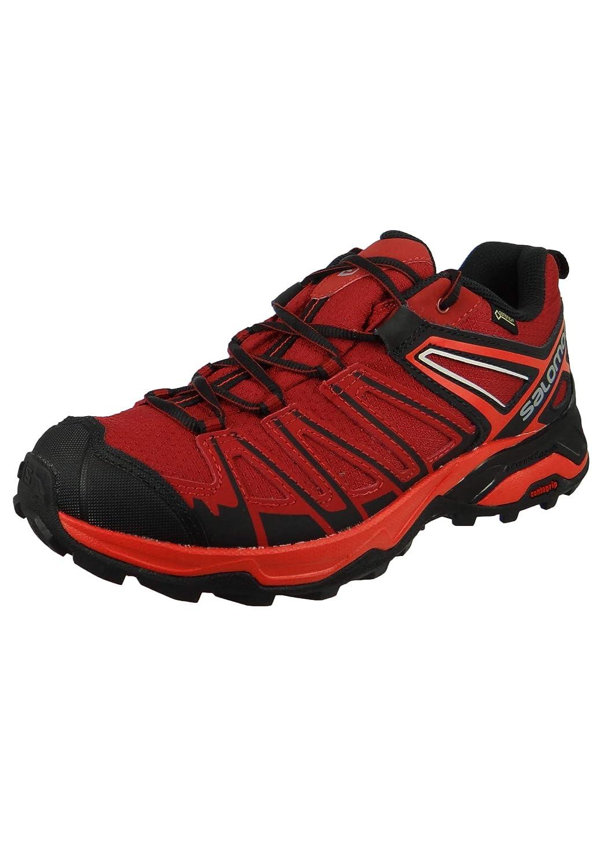 SALOMON Mens X Ultra 3 Prime GTX Hiking and Multisport Shoes Waterproof