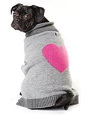 Hotel Doggy Roll Neck Sweater Light Grey S