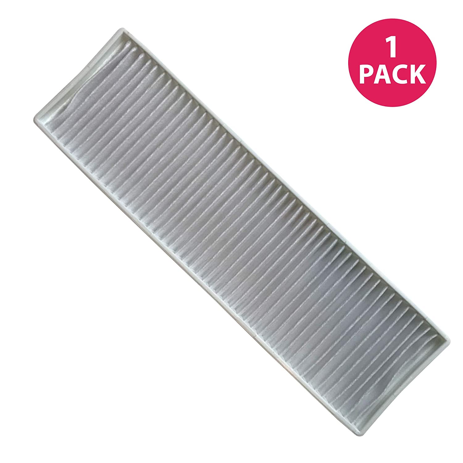 Think Crucial Replacement Air Filter Compatible with Bissell Style 7, 9 Filters - HEPA Style Filter Parts For Models 3595X, 35961, 6591 - Pair with Part 32076, 921, F921 - Bulk (1 Pack)