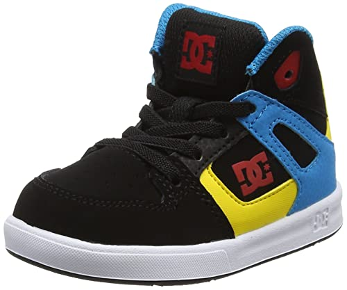 DC Shoes Rebound Ul, Zapatillas para Niños: Amazon.es: Zapatos y complementos