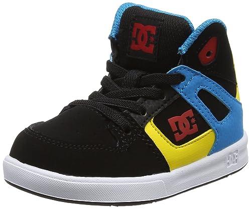 DC Shoes Rebound Ul, Zapatillas para Niños: Amazon.es: Zapatos y complementos