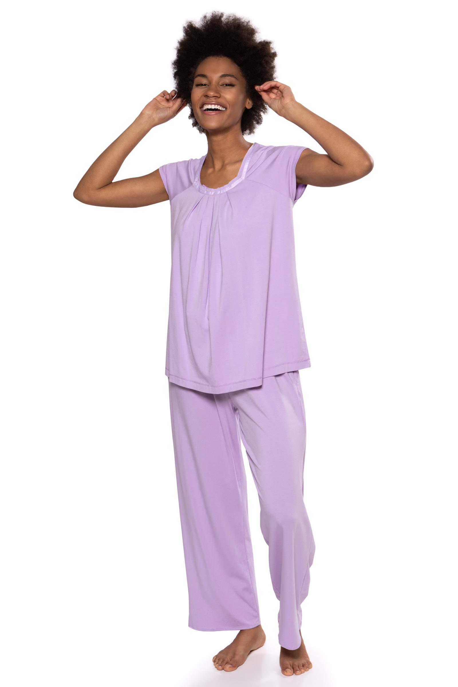 Women's Pajama Set - Sleepwear Bamboo Pajamas for
