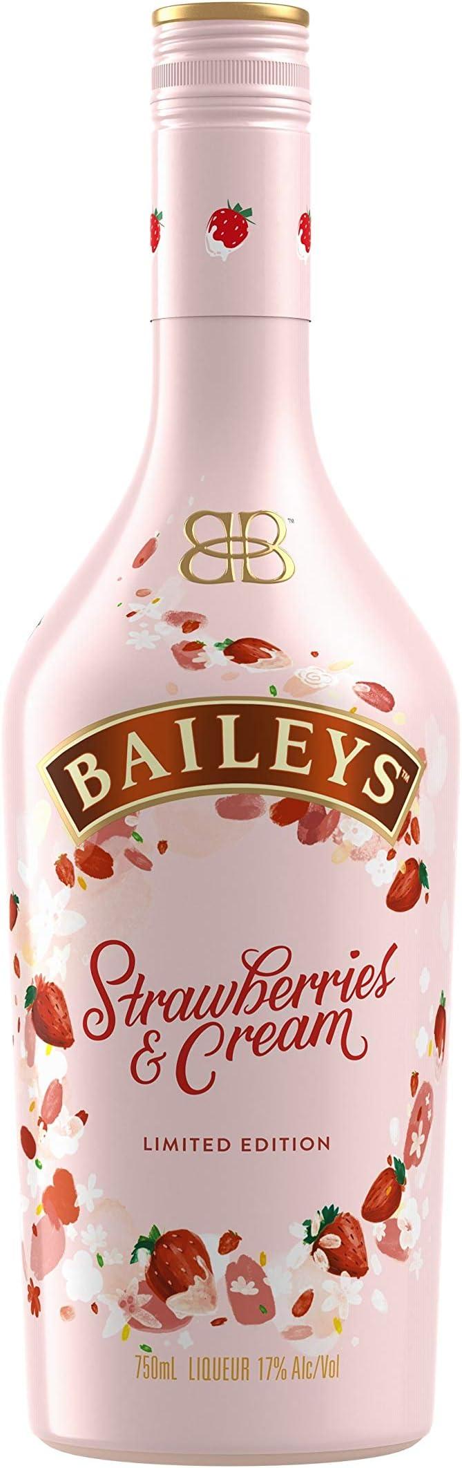 Baileys Strawberry & Cream, 700ml