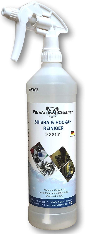 PandaCleaner® - Limpiador concentrado de primera calidad para pipas de agua, 1000 ml