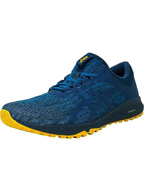 Asics t828 N Hombres de Alpine XT Running Shoe: Amazon.es: Zapatos y complementos