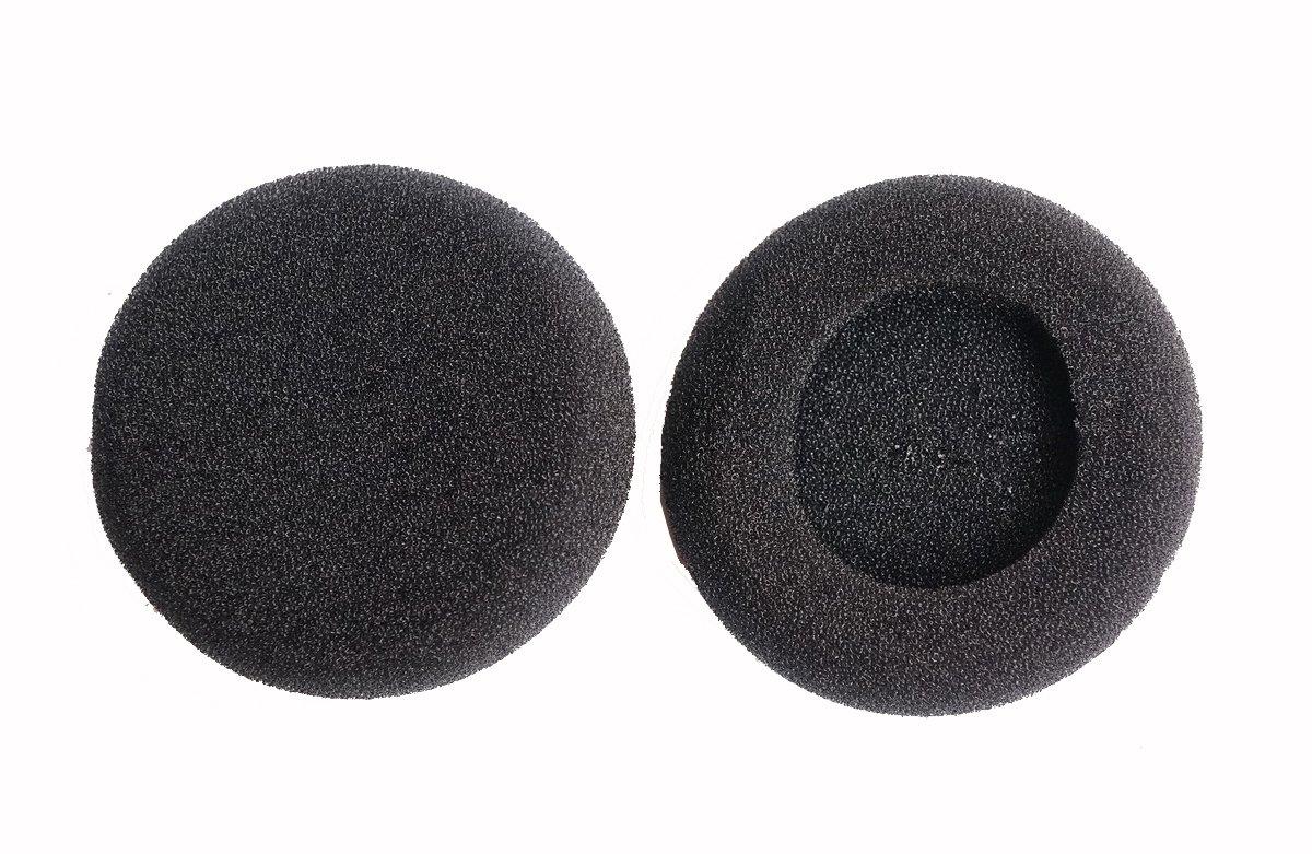 42/mm Esponja Orejeras 5/par Ear Pad Almohadillas coj/ín Piezas de reparaci/ón para Sony mdr-006/mdr-008/y Sanyo bassxpander Auriculares m/óvil