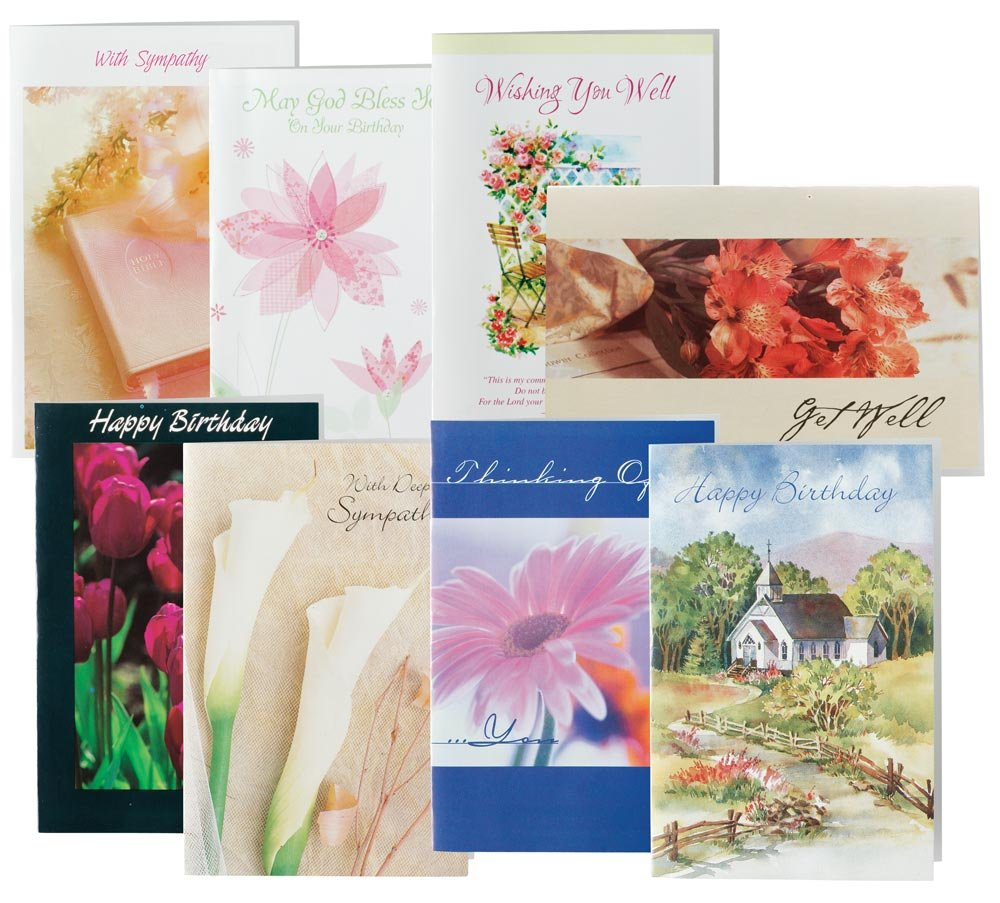 Amazon christian all occasion cards value pack of 24 amazon christian all occasion cards value pack of 24 greeting cards office products kristyandbryce Image collections