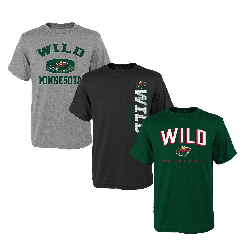 お気に入りの NHLユースBoys 8 – 20 Wild 3piece Minnesota Tセット Large 20 Wild Minnesota Wild B01M0TL9EC, GOKIGEN:79435f34 --- a0267596.xsph.ru