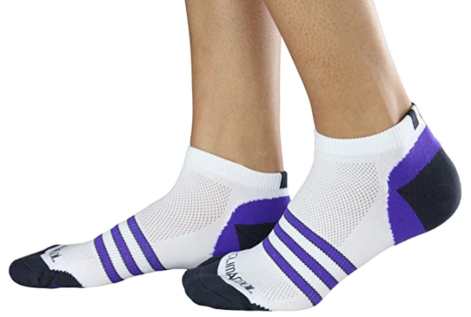 7e48c6965b83 Amazon.com   Adidas Women s Single Pack Tour Climacool Socks (6-10 ...