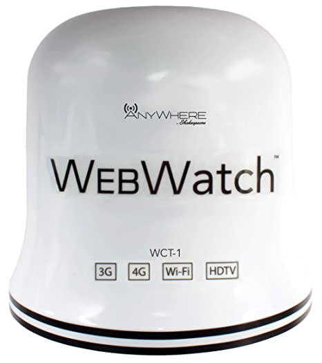 Review Shakespeare WCT-1 Webwatch Wi-Fi