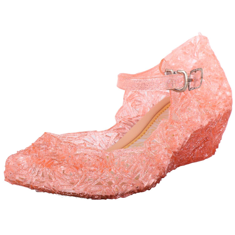 Tyidalin Niña Bailarina Zapatos de Tacón Disfraz de Princesa ...