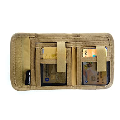 Military Army Camo wallet tactical purse