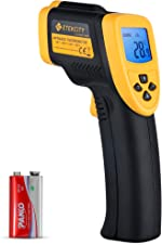 Etekcity Lasergrip 800 (Not for Human) Digital Infrared Thermometer Laser Temperature