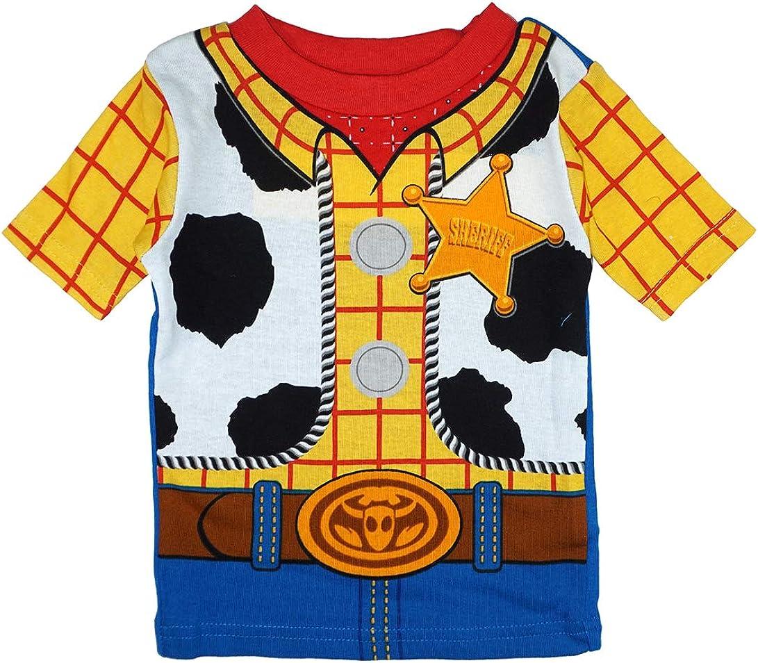 Cuarto gordo Buzz Y Woody Toy Story de Disney Algodón Tela de costura de acolchar
