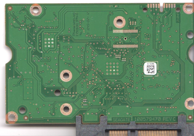 ST31000524NS, 9JW154-536, KD03, 9459 G, Dell SATA 3 5 PCB