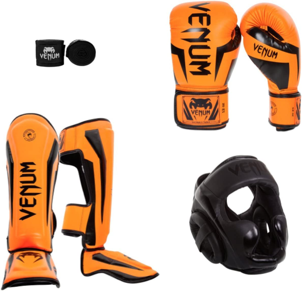 venum sparing and grapling protective gear Brand new challenger 2.0 bundle