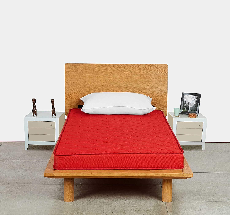 7.SleepWell Starlite Discover - Firm King-Size Foam Mattress