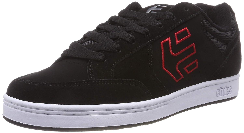 Etnies Swivel- Zapatillas para Hombre 44 EU|Negro (Black/Red 595)